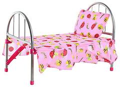 Фото Bambi (Metr+) Кроватка для куклы (9342/WS 2772)