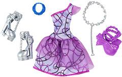Фото Monster High Набор одежды Отпадный прикид (DXW87)