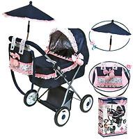DeCuevas Коляска для куклы с зонтиком (85014)