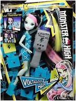 Фото Monster High Набор Салон стильновольтных причесок Фрэнки (DNX36)