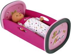 Фото Smoby Колыбель для куклы Baby Nurse (220313)