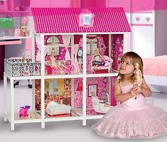 Фото KidKraft Кукольный домик Bellina (66884)