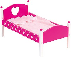 Фото Bino Кроватка с одеялом (83700)