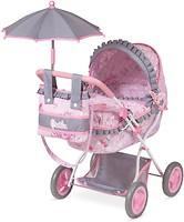 DeCuevas Коляска для куклы с сумкой и зонтиком Мария (85017)