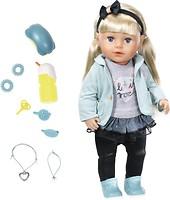 Фото Zapf Creation Baby Born Кукла Сестрёнка модница (824245)