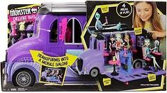 Фото Monster High Школьный супер автобус (FCV63)