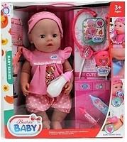 Bambi (Metr+) Пупс Beatrice Baby (QH6027-2)