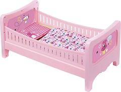 Фото Zapf Creation Baby Born Кроватка Сладкие Сны (824399)