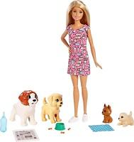 Фото Mattel Барби Doggy Daycare Doll & Pets (FXH08)