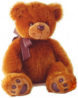 Фото Aurora Медведь темно-коричневый (3L1Q7B)