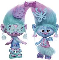 Фото Hasbro Trolls Тролли Модные близнецы (B6563)