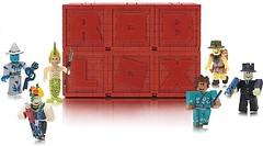 Фото Jazwares Roblox Mystery Figures Brick S4 (10782)