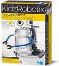 Фото 4M KidzRobotix Жестяной робот (00-03270)