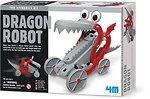 Фото 4M KidzRobotix Робот-дракон (00-03381)