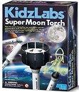 Фото 4M KidzLabs Лунный проектор (00-03384)