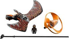 Фото LEGO Ninjago Коул Мастер Дракона (70645)