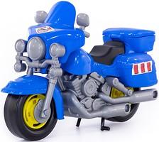 Фото Полесье Мотоцикл полицейский Харлей (8947)