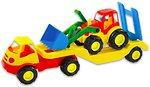 Машинки, игрушечная техника Mochtoys