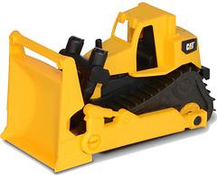 Фото Toy State Бульдозер CAT Мини строительная техника 25 см (82022)