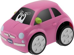 Фото Chicco Машина Fiat 500 Turbo Touch pink (07331.10)