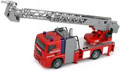 Фото Dickie Toys Пожарная машина Город (3715001)