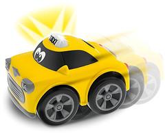 Фото Chicco Turbo Team Такси (07904.00)