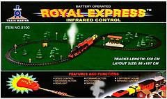 Фото Golden Bright Стартовый набор: Royal Express (8100)