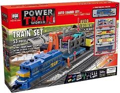 Фото Baisiqi Power Train World Auto Loader City (2084)