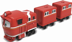 Фото Silverlit Robot Trains ALF (80180)