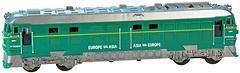 Фото Big Motors поезд (G1717-1)