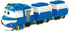 Фото Silverlit Robot Trains трансформер Kay (80177)