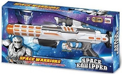 Фото S&P пистолет Lei Meng Toys Space Warrior (LM666-7)