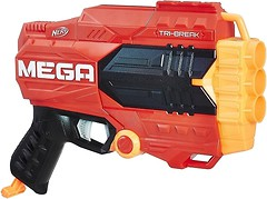 Фото Hasbro Nerf Mega Tri-Break (E0103)
