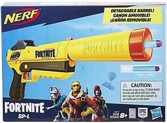 Фото Hasbro Nerf Fortnite SP-L (E6717)