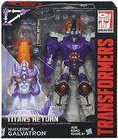 Фото Hasbro Transformers Generations Titans Return в ассортименте (B7769)