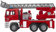 Фото Bruder (1:16) Пожарный грузовик (02771)