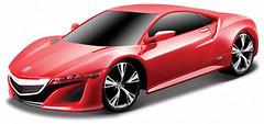 Фото Maisto (1:24) 2013 Acura NSX Concept (81224)