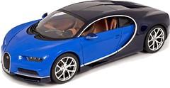 Фото Maisto (1:24) Bugatti Chiron (31514)
