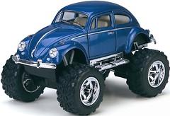 Фото Kinsmart (1:32) 1967 Volkswagen Classical Beetle (KT5057WB)