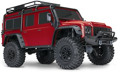 Фото Traxxas TRX-4 Scale and Trail Crawler 1:10 4WD (82056-4)