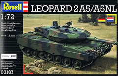 Фото Revell Leopard 2A5/A5NL (RV03187)