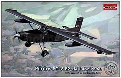 Фото Roden Pilatus PC-6 B2/H4 Turbo Porter (RN445)