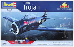 Фото Revell T-28B Trojan Flying Bulls (RV05726)