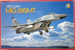 Фото Condor MiG-29 SMT Soviet multipurpose fighter (KO7203)