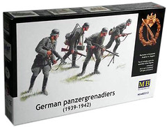 Фото Master Box German Panzergrenadiers (MB3513)