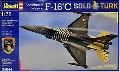 Фото Revell F-16 C Solo Turk (RV04844)