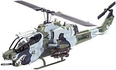 Фото Revell Bell AH-1W SuperCobra (RV04943)