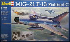 Фото Revell MiG-21 F-13 (RV03967)