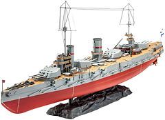 Фото Revell Russian Battleship Gangut (RV05137)