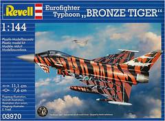 Фото Revell Eurofighter Bronze Tiger (RV03970)